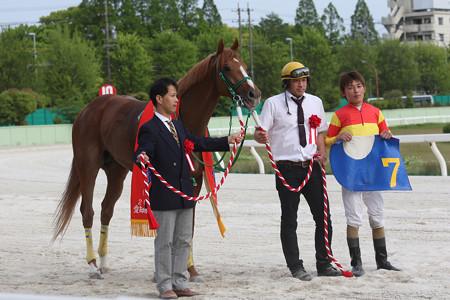 中日スポーツ杯 第56回 駿蹄賞 口取り_1(17/05/04)