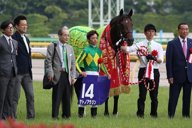 第67回 安田記念 口取り(17/06/04)