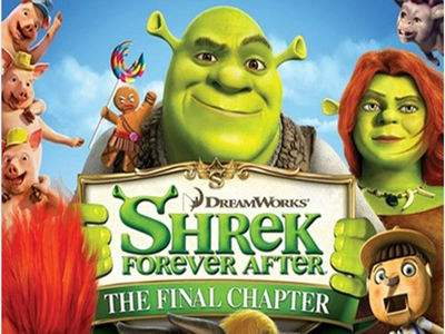 怪物史莱克 四部曲(Shrek The Complete Collection)BluRay.1080p