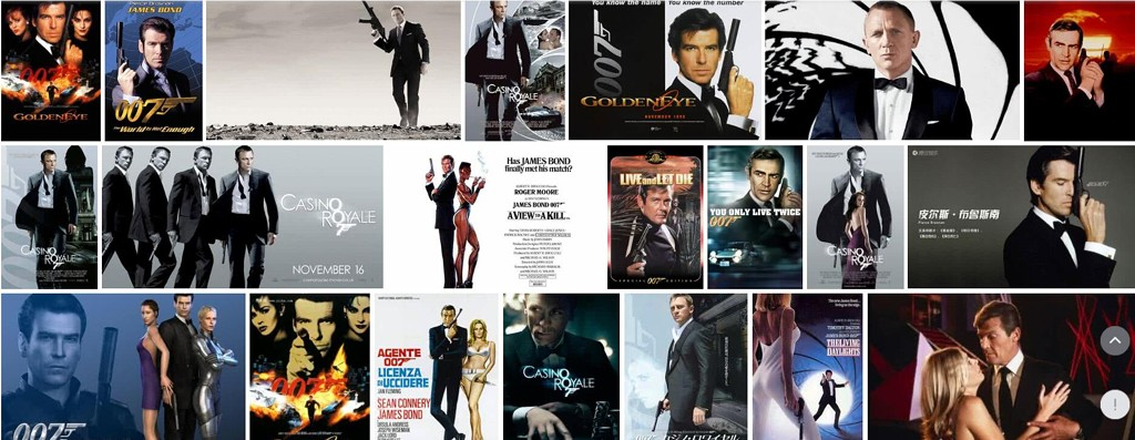 007系列全集.James Bond 007 Collection.BluRay.1080p