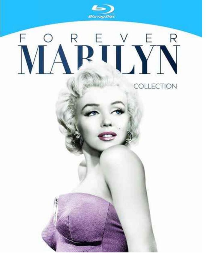 玛丽莲·梦露合集.Forever.Marilyn.1953-1961