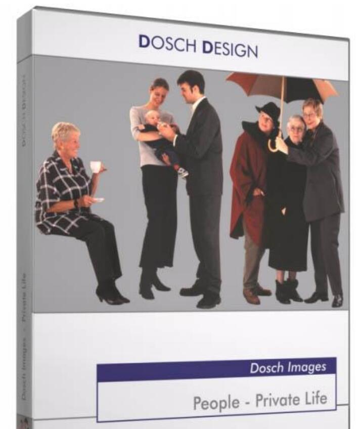 人物个人生活素材[Dosch Images People Private Life]