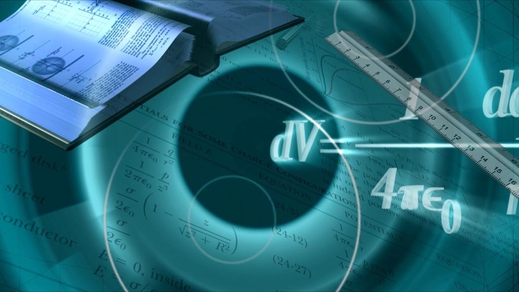 高清视频素材:数学