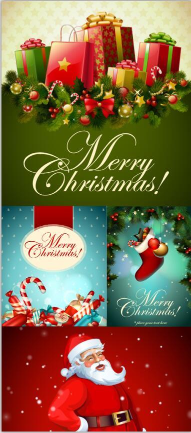 圣诞图片和矢量素材
