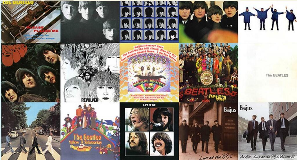 披头士-甲壳虫乐队The.Beatles[FLAC]1963-1988