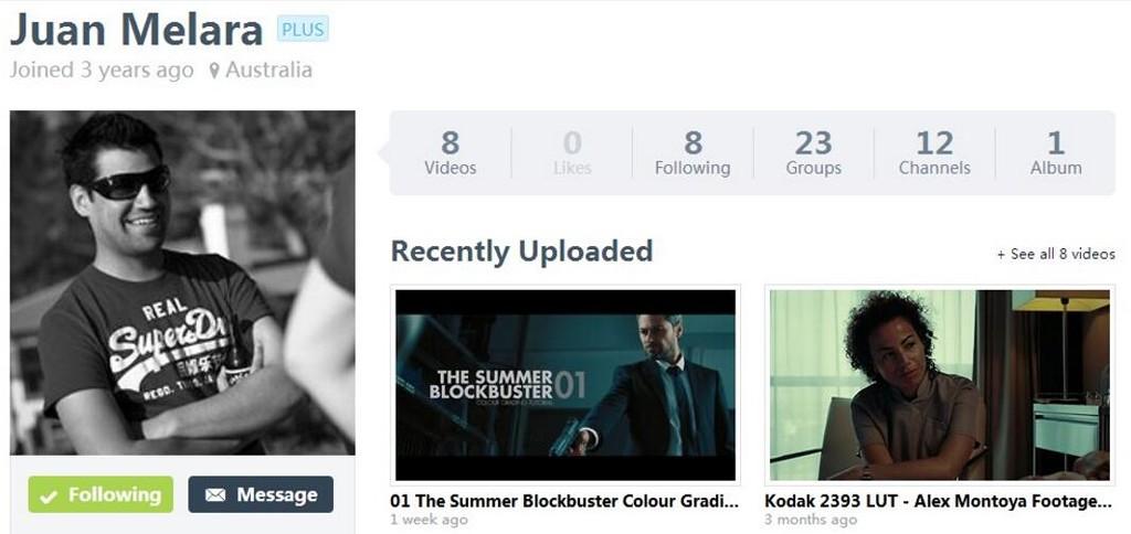 好莱坞大片达芬奇冷色调调色教程(中文字幕)(The Summer Blockbuster Colour Grading Tutorial)