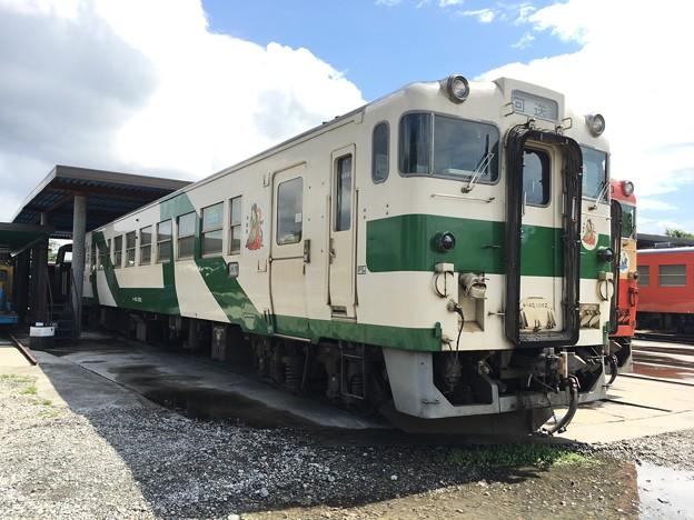 キハ40 1002 那珂川清流鉄道保存会