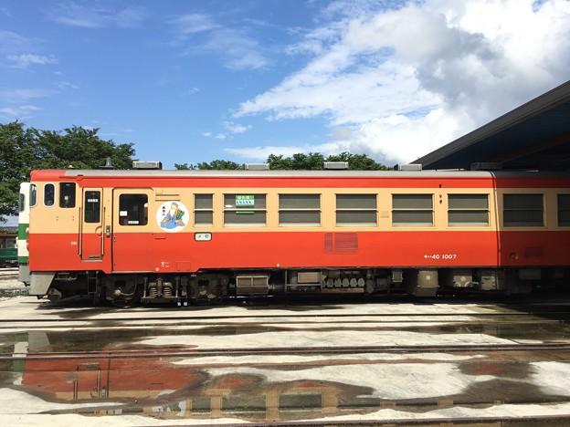 キハ40 1007 那珂川清流鉄道保存会