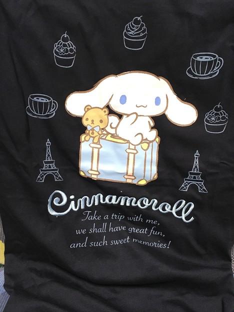 シナモロール Tシャツ トリップデザインシリーズ