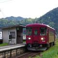 Photos: s0109_洲原駅とナガラ305