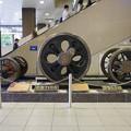 Photos: s5144_新大阪駅1階_車輪展示