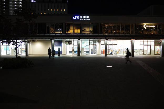s3857_大津駅_滋賀県大津市_JR西_夜景