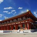 薬師寺食堂
