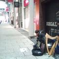 Photos: 金座街の中ほどにいるやん!