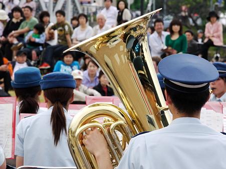 Y150イベント~音楽隊