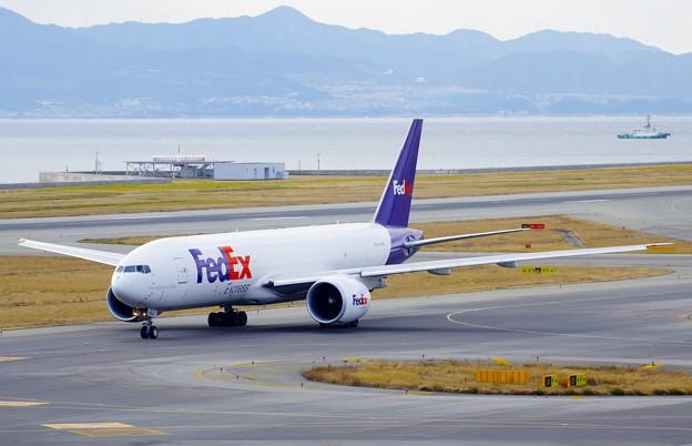FedEx N864FD