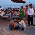 インド旅行 (15) ガンジス川