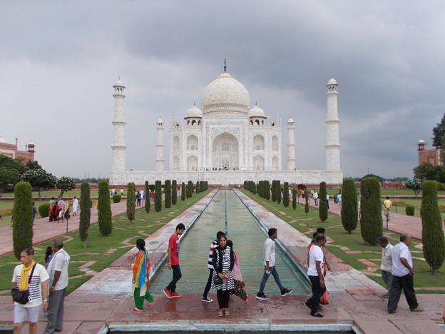 インド旅行 (21)アグラ