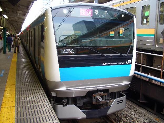 京浜東北線 快速磯子行 CIMG5016