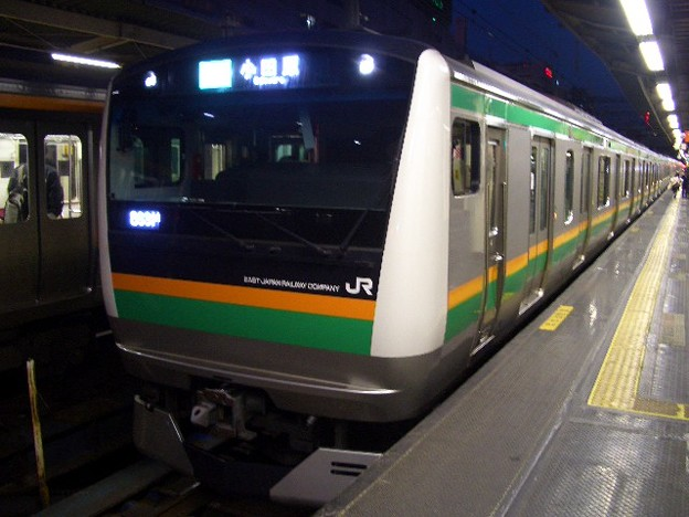 東海道本線 普通小田原行 CIMG5178