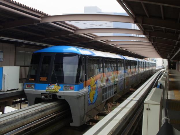 東京モノレール羽田空港線 普通羽田空港行 RIMG3437