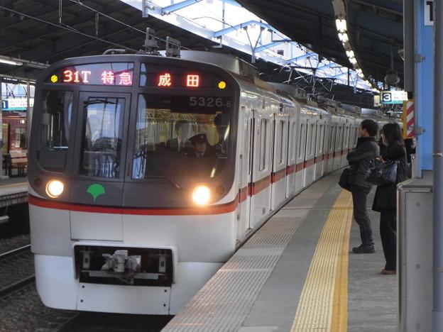 京急本線 特急成田行 RIMG3497