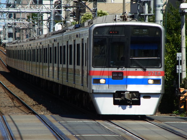 Photos: 京成本線 特急上野行 RIMG3589