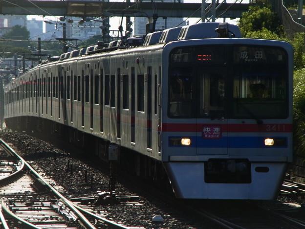 京成本線 快速成田行 RIMG3610