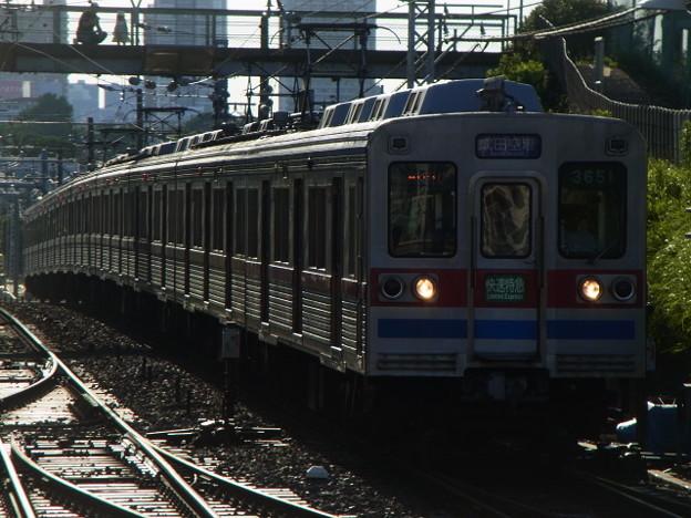 写真: 京成本線 快速特急成田空港行 RIMG3612