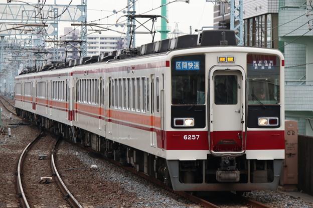 東武本線6050系 6157F