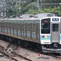 写真: 中央本線211系2000番台 N610編成