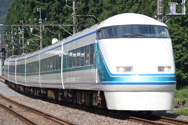 東武本線100系 109F スペーシア