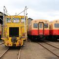 小湊鉄道キハ5800形 キハ5800・TMC-200・キハ200形