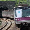 半蔵門線8000系 8114F(フルカラーLED)