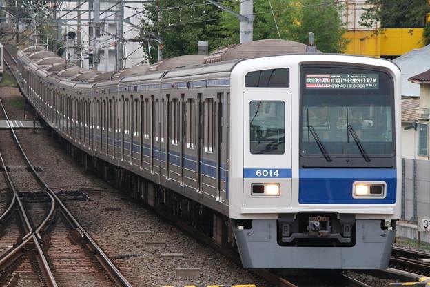 池袋線6000系 6114F