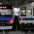 野田線60000系 61604F・8000系 8171F