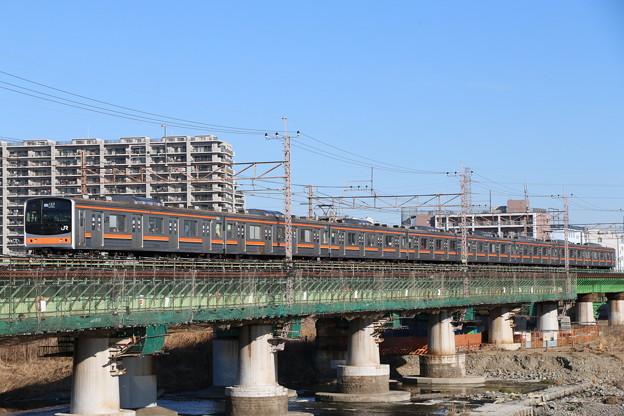 写真: 武蔵野線205系0番台 M65編成 むさしの号