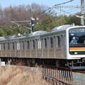 川越・八高線209系3000番台 ハエ64編成