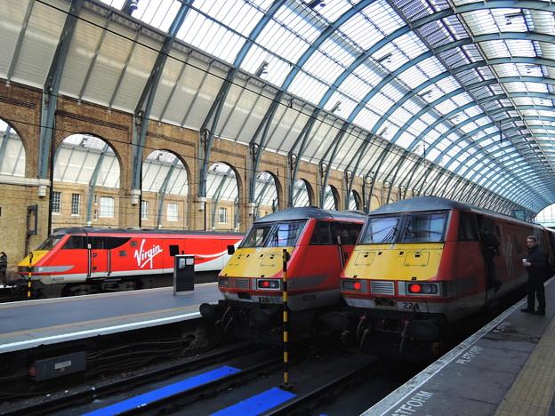 イギリス鉄道の旅#1