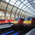 写真: イギリス鉄道の旅#1