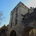 写真: ヨーク・城門