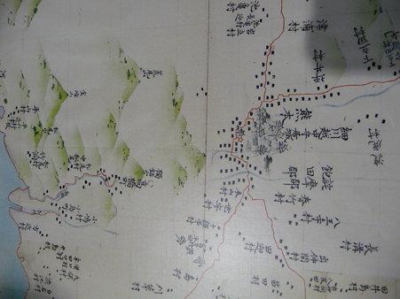 090602-伊能図 九州 (4)