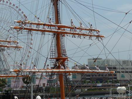 090720-日本丸 総帆展帆 (42)