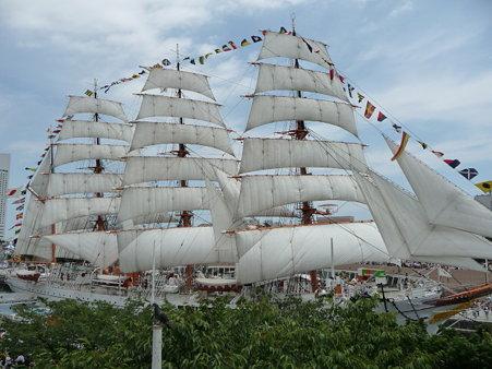 090720-日本丸 総帆展帆 (105)