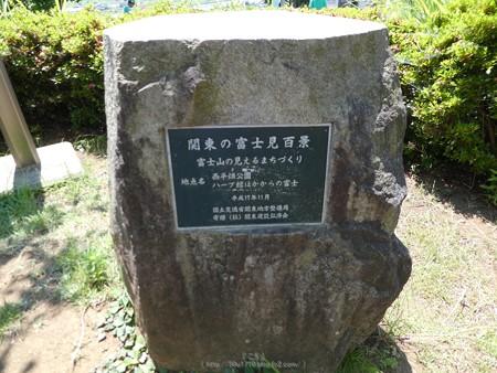 170617-富士山(松田町ハーブガーデン) (1)