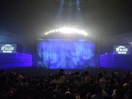 170729-THE ALFEE@夏イベ センター席 (1)