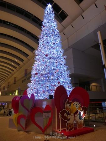 171129-クイーンズスクエア クリスマスツリー (21)