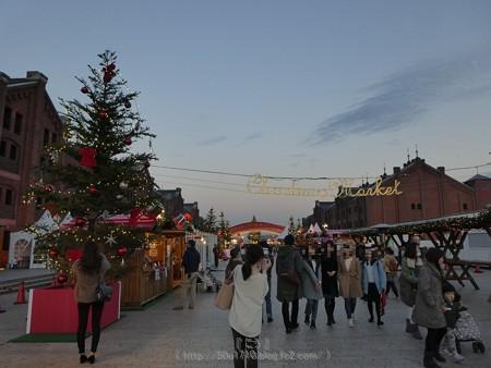 171129-赤レンガ クリスマスマーケット (3)