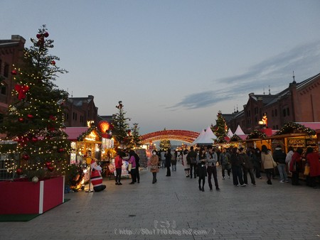 171129-赤レンガ クリスマスマーケット (16)