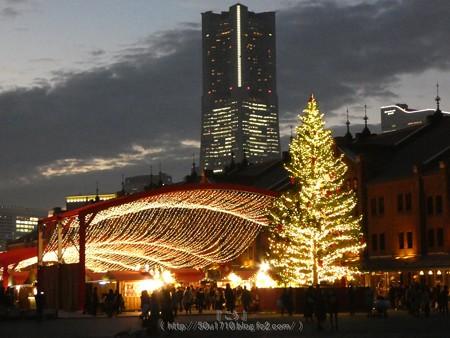 171129-赤レンガ クリスマスマーケット (112)